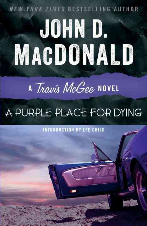 A Purple Place for Dying By MacDonald, John D./ Child, Lee (INT)